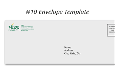 Envelopes - #10 GMU
